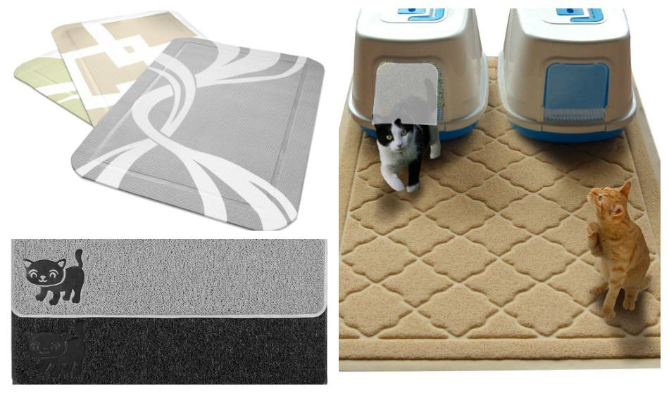 5 Best Cat Litter Mats That Will Help Keep Your House Mess-Free