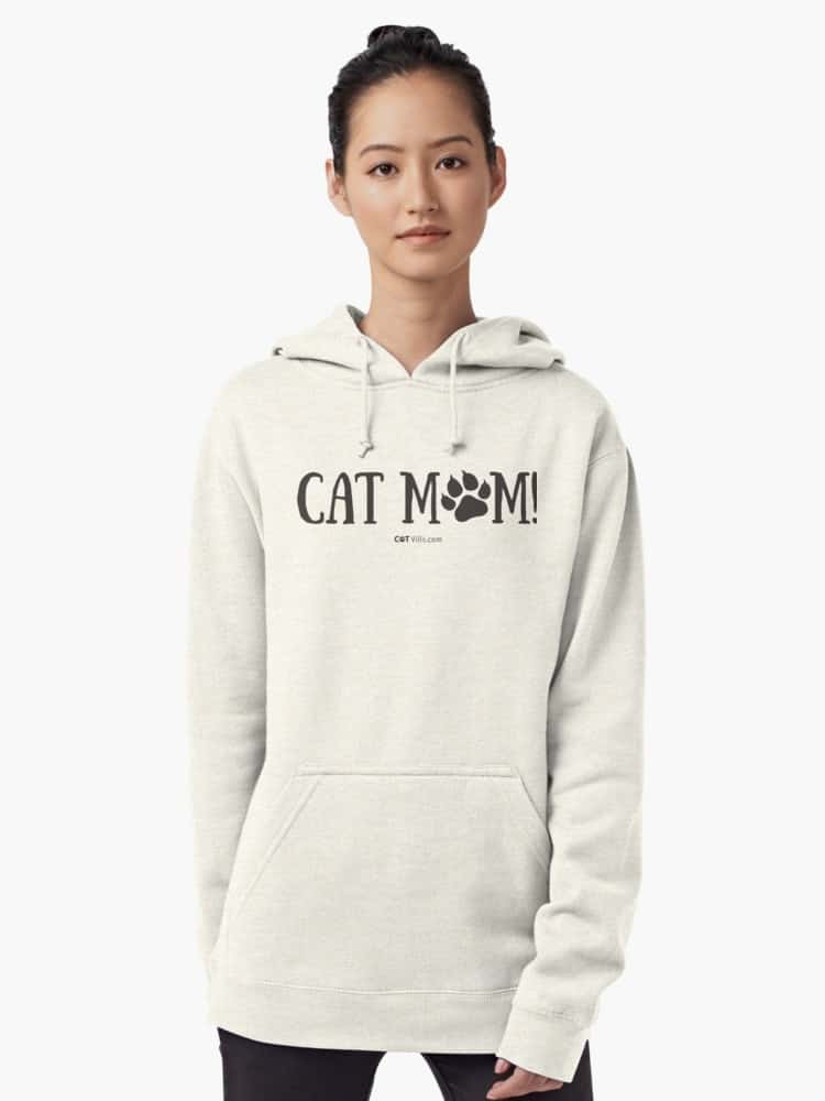 Cat Mom Gift Ideas: Stay warm in style this fall with our favorite hoodies for cat lovers! From adorable munchkin cat sweatshirts to hilarious quotes for all cat people, you'll love our selection!