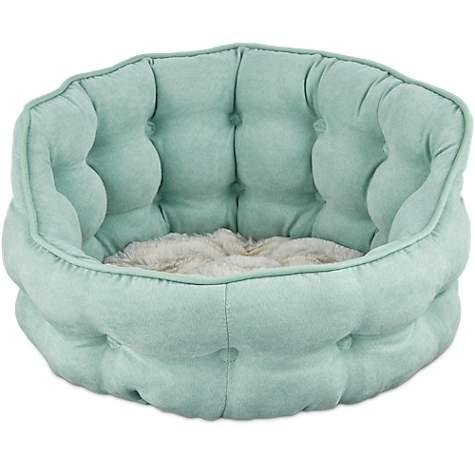 Harmony Tufted Cat Bed