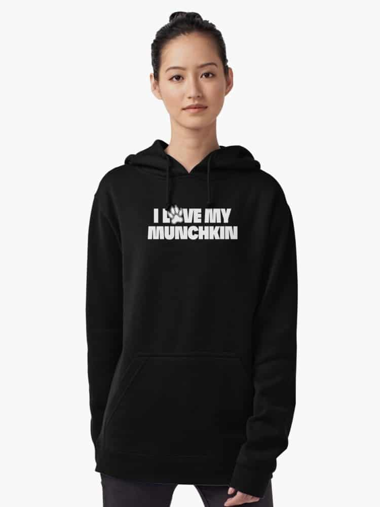 I love my munchkin cat lovers gift ideas: Stay warm in style this fall with our favorite hoodies for cat lovers! From adorable munchkin cat sweatshirts to hilarious quotes for all cat people, you'll love our selection!