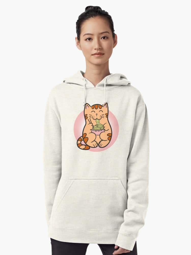 Kawaii Cat: Stay warm in style this fall with our favorite hoodies for cat lovers! From adorable munchkin cat sweatshirts to hilarious quotes for all cat people, you'll love our selection!