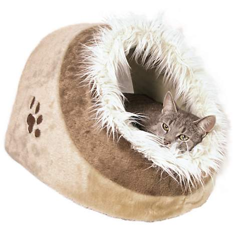 Trixie Minou cuddly cat bed