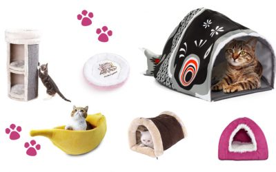 42 Cool, Modern, Fancy, and Fab Cat Beds Your Feline (and Decor), Will Love