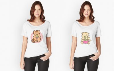 5  Adorable Anime Cat Shirts You Need Right Now