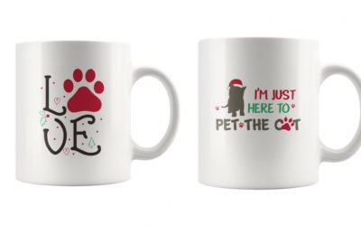 Visit Our NEW Store for Amazing Gift Ideas for Cat Lovers