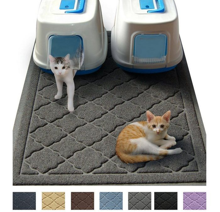 Easyology Jumbo Cat Litter Mat Review (Is it Right for You?)