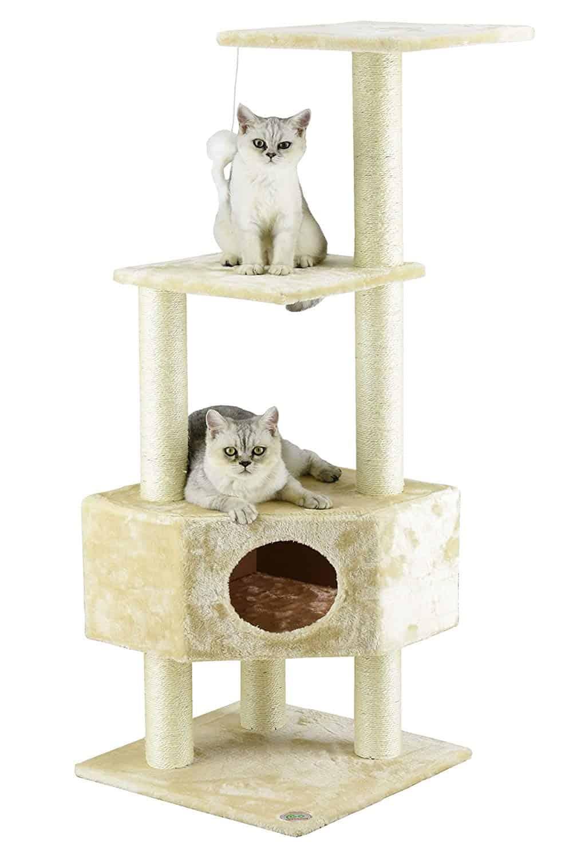 Go Pet Club Cat Tree 51 inch