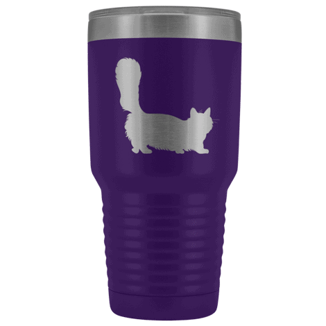 Munchkin Cat Graphic 30oz Double Walled Stainless Steel Tumbler