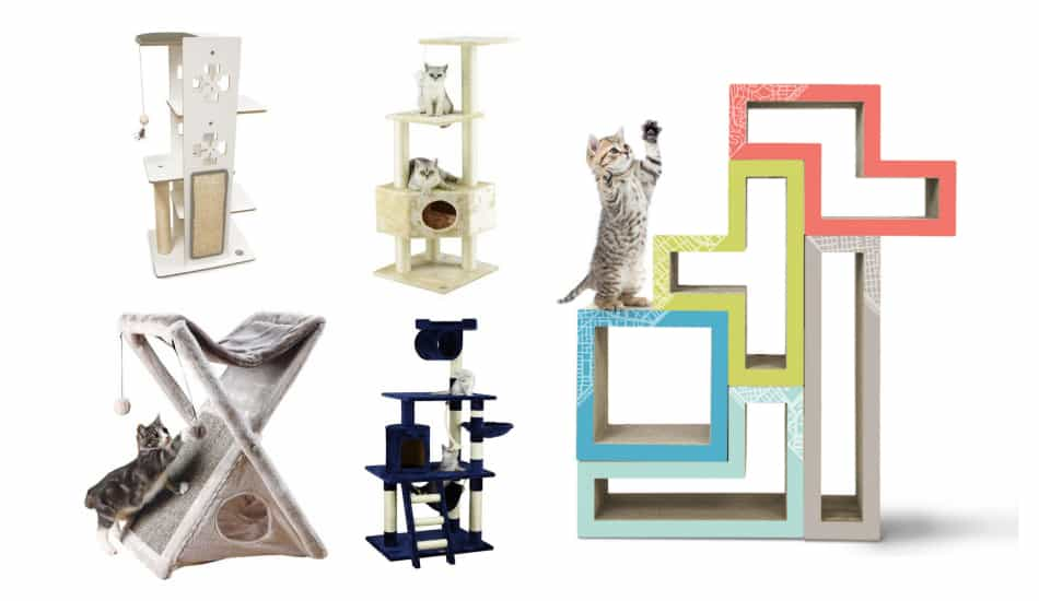 Top 10 Best Cat Trees for 2019 (Complete Buying Guide)