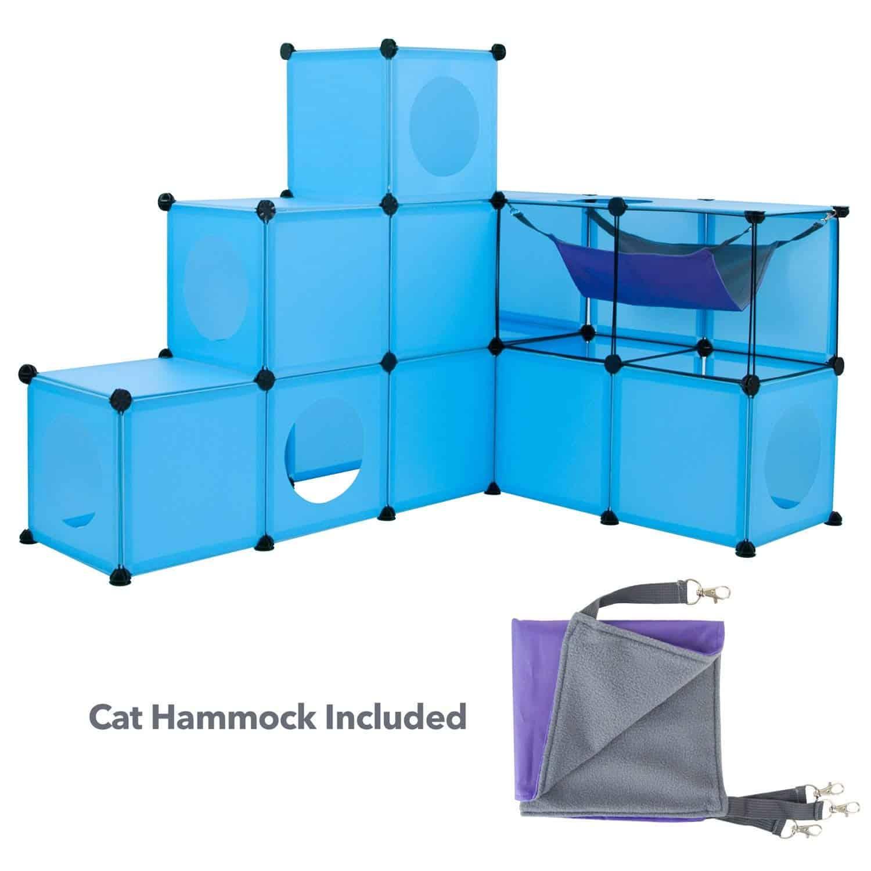 FrontPet Modular 109 Piece Cat Condo