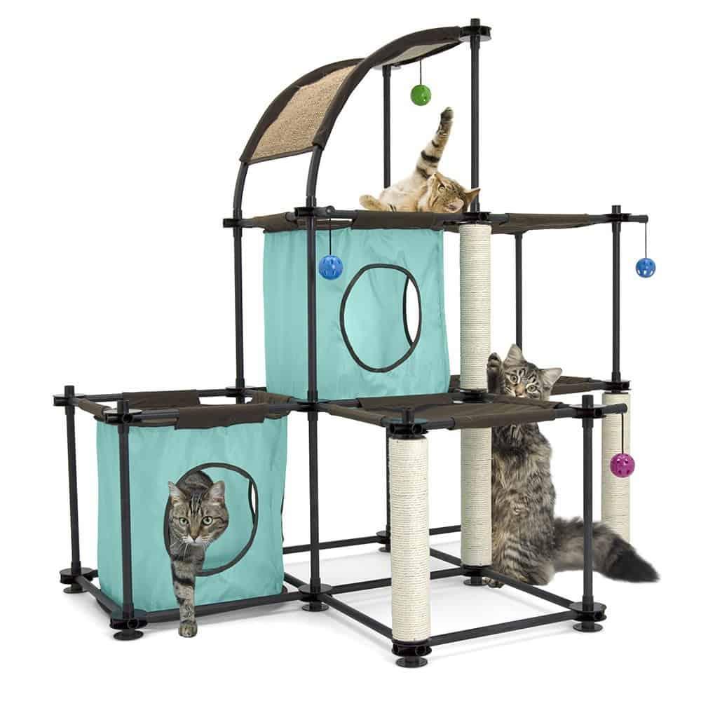 Kitty City Modular Cat Tree