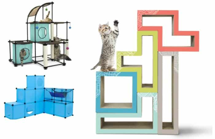 Top 5 Best Modular Cat Trees (with Reviews)