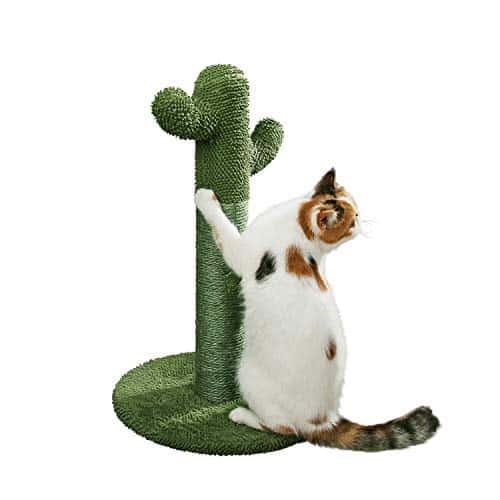 Cactus cat tree