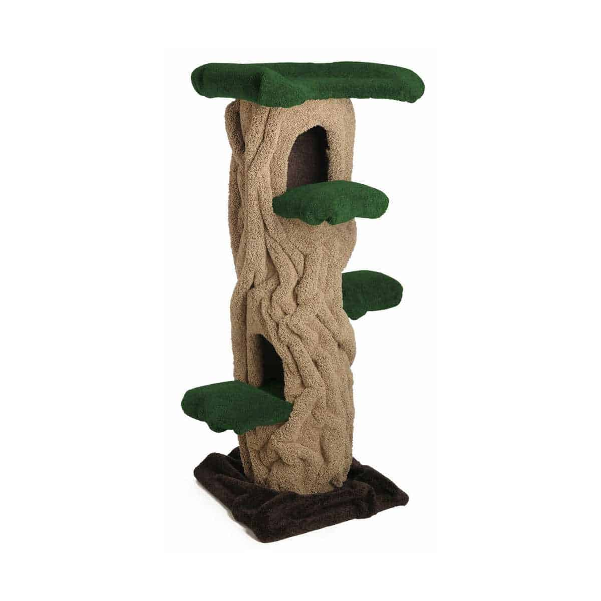 Kitty Hollow Cat Tree Large