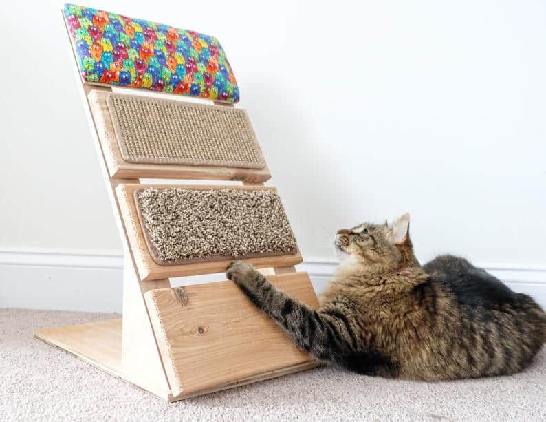 ScratchLadder™ Ultimate Cat Scratcher