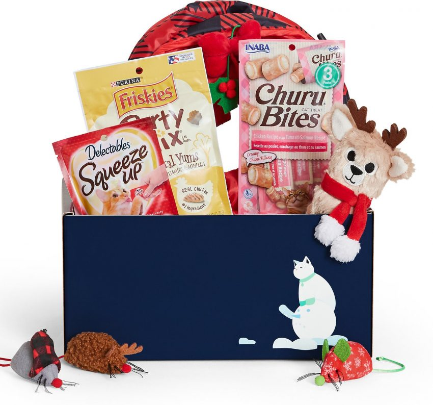 Goody Box from Chewy