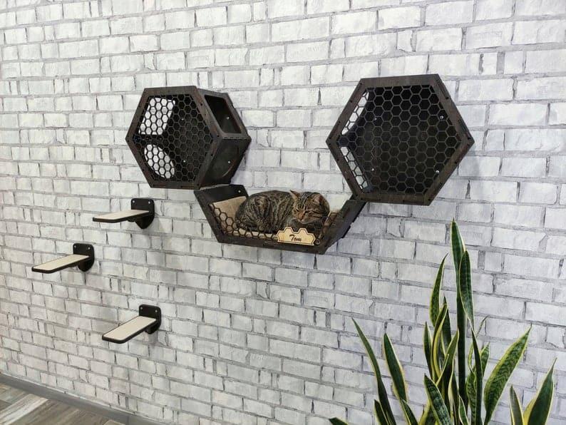 black Cat wall furniture