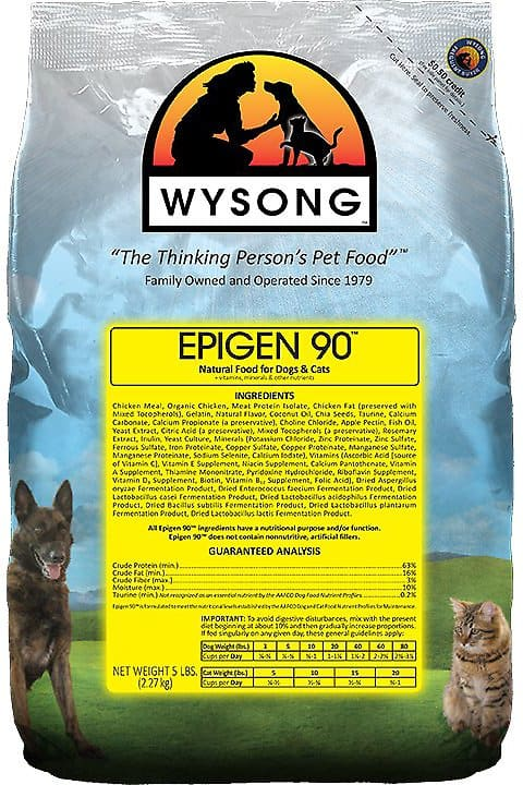best dry cat food by Wysong