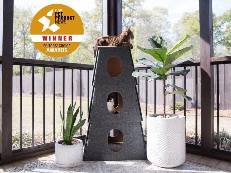 Happystack Cat Tree House
